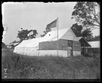 Camp Lulu, Orchard Beach, Bronx, N.Y., 1907.