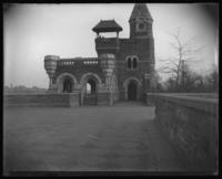 Belvedere Castle, Central Park, New York City, N.Y., 1901.