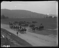 4th Battalion on parade, State Camp (Camp Smith), Peekskill, N.Y., June 16, 1904.
