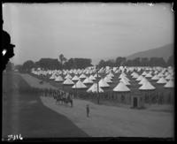 7th Regiment camp, State Camp (Camp Smith), Peekskill, N.Y., June 16, 1905.