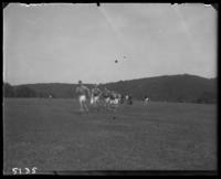 Athletics,12th Regiment men, State Camp (Camp Smith), Peekskill, N.Y., June 29, 1906.
