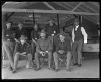 Men of the 22nd Battalion, State Camp (Camp Smith), Peekskill, N.Y., June 13, 1903.