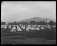 22nd Battalion camp, State Camp (Camp Smith), Peekskill, N.Y., June 13, 1903.