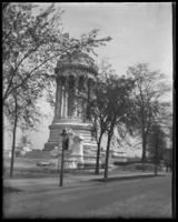 The Soldiers' and Sailors' Monument, Riverside Park, New York City, May 5 or 6, 1903.