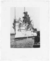 The USS New York, Brooklyn Navy Yard, Brooklyn, N.Y., undated