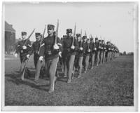 Unidentified troops, U.S. Military Academy [?], West Point, N.Y. [?], June 4, 1908.