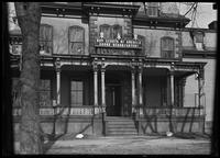 Bronx headquarters of the Boy Scouts of America, undated (ca. April 1917).