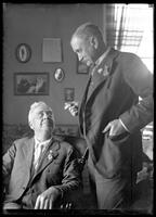 Portrait of two unidentified older men, undated [ca. February 1919].