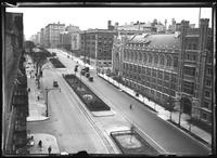 Broadway looking south from 124th Street, New York City, undated [ca. April-May 1919].