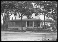 Unidentified house, undated [ca. May 1919].