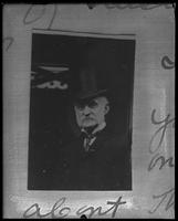 Copy photo of unidentified man, undated (ca. 1911-1915).