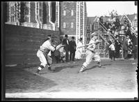 City College of New York baseball players, New York City, undated (ca. 1912).