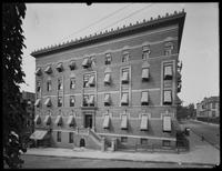 545 E. 167th Street, Bronx, August 18, 1915. Photographed for Joseph P. Day.