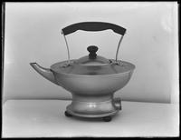Product shot of an electric tea kettle, undated [ca. September 1915].