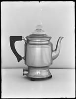 Product shot of an electric coffee percolator, undated [ca. September 1915].