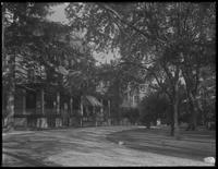 Administration building viewed from the lawn, St. Vincent's Retreat for the Insane, Harrison, N.Y., September 30, 1915.