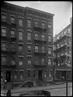 404 E. 63rd Street, New York City, November 2, 1915. Photographed for Joseph P. Day.