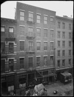 173 Mercer Street, New York City, November 18, 1915. Photographed for Joseph P. Day.