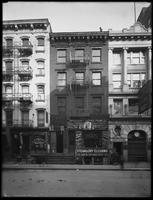 156 Rivington Street, New York City, undated [ca. December 1915].