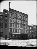 64- 66 North Moore Street, New York City, March 17, 1916. Photographed for Joseph P. Day. Blurred.