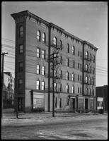 1242 Intervale Avenue, Bronx, March 17, 1916. Photographed for Joseph P. Day.