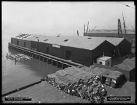 Pier 40, Atlantic Basin, Brooklyn, May 4, 1916. Photographed for the Robbins Ripley Company.