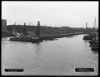 Pier 36, Atlantic Basin, Brooklyn, May 18, 1916. Photographed for the Robbins Ripley Company from the stores roof.
