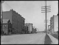 Bailey Avenue looking north from Albany Crescent, Bronx, June 2, 1916.