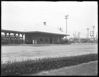 Edgemere train station, Queens, undated [ca. June / July 1916].