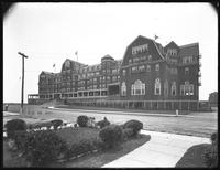 Edgemere Club house, Edgemere, Queens, undated [ca. June / July 1916].