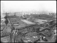 Pier 18, Joralemon Street, Brooklyn, July 20, 1916. Photographed for the Robbins-Ripley Company.