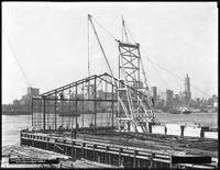 Pier 18, Joralemon Street, Brooklyn, September 11, 1916. Photographed for the Robbins-Ripley Company.