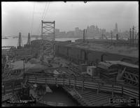 Pier 17, Joralemon Street, Brooklyn, October 12, 1916. Photographed for the Robbins-Ripley Company.