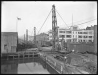 Pier 15, at the foot of Montague Street, Brooklyn, October 7, 1919. Photographed for the Robbins Ripley Company.