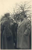 General Sikorski Visiting the Polish Army in France