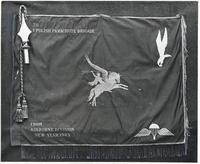 Banner from English Paratroopers to Polish Paratroopers