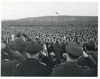 Sikorski Inspecting Troops in Scotland (7)