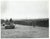 Sikorski Inspecting Troops in Scotland (1)
