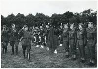 Sikorski Inspecting Troops in Scotland (4)