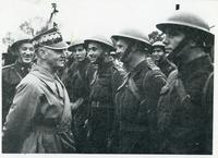 Sikorski Inspecting Troops in Scotland (5)