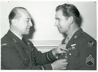Iżycki Decorates an Aviator