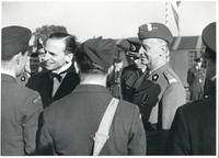 General Sikorski Speaks to the Aviators (England)