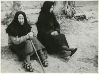 Two Polish Women Rescued by the Anders' Army