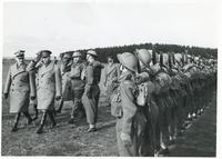 King George VI Visiting the Polish Army in Scotland (5)