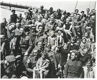 Polish Children on Their Way to New Zealand