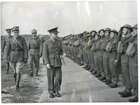 General Pile's Inspection (Scotland)
