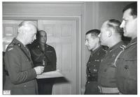General Sosnkowski at Headquarters