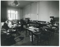 Interior of the Polish Red Cross Offices
