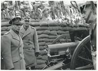 King George VI Visiting the Polish Army in Scotland (3)