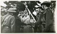 King George VI Visiting the Polish Army in Scotland (2)